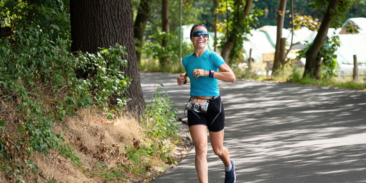 L'ultramaratoneta Eleonora Corradini, determinata, costante e tenace