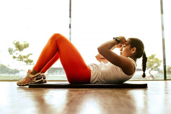 rimanere in forma: 10 semplici esercizi
