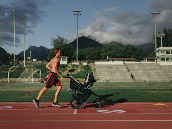 Il primo caso di doping nello stroller running