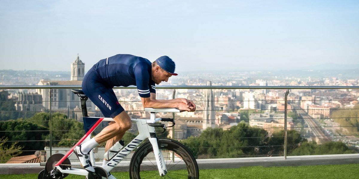 Allenamento sui rulli da bici, pianificare trovare la forma