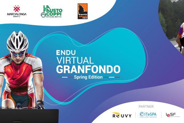 ENDU Virtual Granfondo -Spring Edition modificate le date delle Granfondo