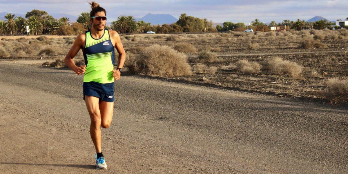 Il periodo invernale, Fuerteventura e il Triathlon