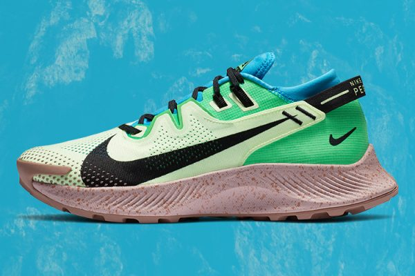 Nike Trail Pegasus 2, non 37.