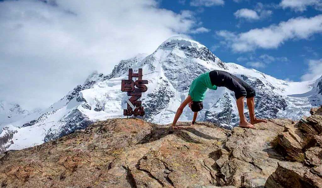 Yoga per lo sport con Tite Togni