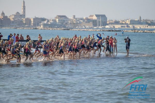 Triathlon, si riparte in Italia!