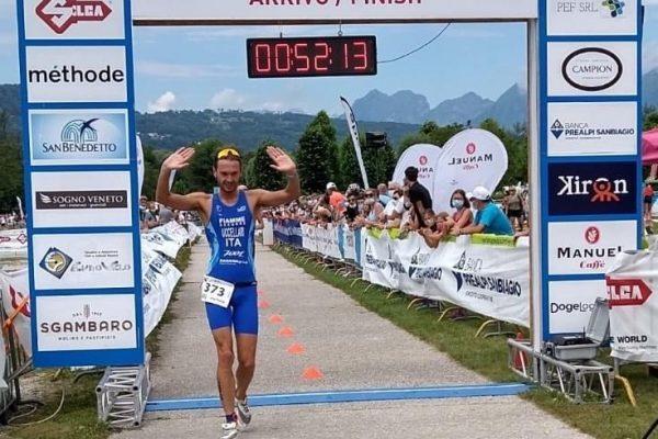 RiparTRIamo, Davide Uccellari ci racconta la ripartenza delle gare di triathlon.