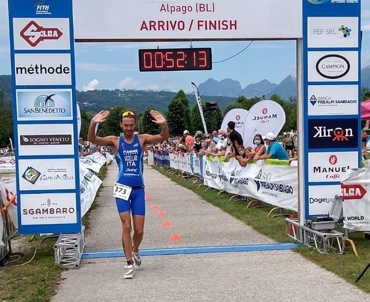 RiparTRIamo, Davide Uccellari ci racconta la ripartenza delle gare di triathlon