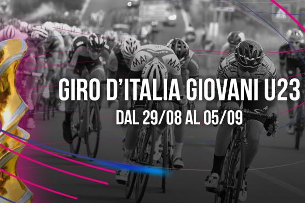 ENDU partner del Giro d'Italia under 23.