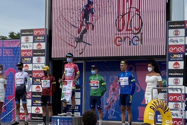 Giro d'Italia under 23 ENEL, la seconda tappa da insider.