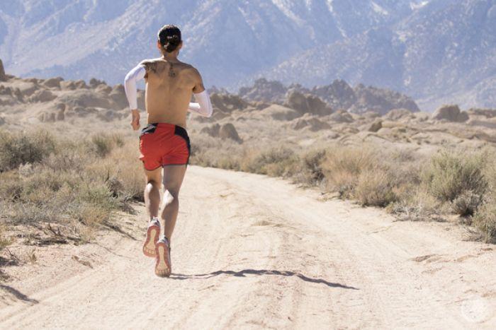 Vincenzo Luciani: Per correre le ultramaratone deve funzionare bene il cervello