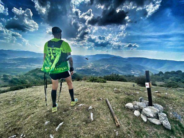il Cammino dei Parchi Naturali, Mauro Maiolli ci racconta la seconda impresa dell'anno.