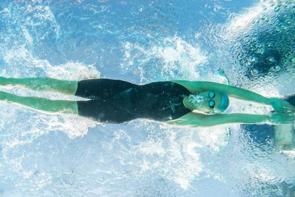Road to Tokyo, Stefania Pirozzi torna in acqua.