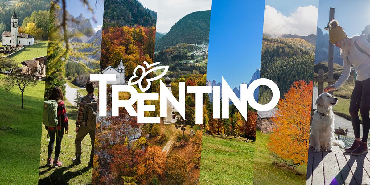 Trekking tra i colori dell'autunno in Trentino
