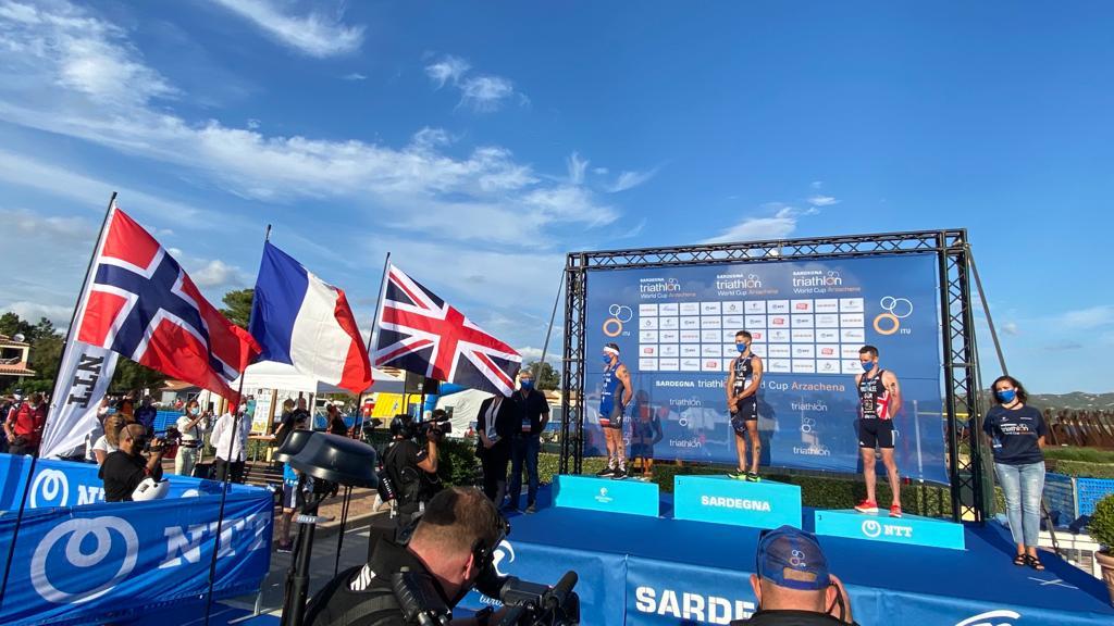 ITU Arzachena, gara e commenti dei vincitori.