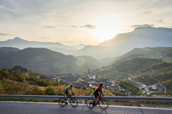 3 idee per pedalare in Trentino in autunno