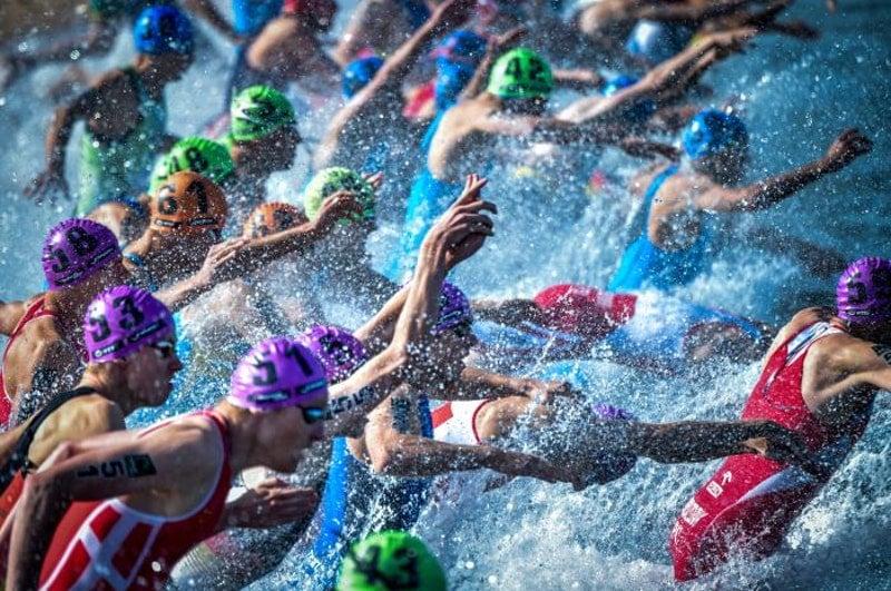 ITU Arzachena 2020, World Triathlon Arzachena 2021, due parole con Sandro Salerno