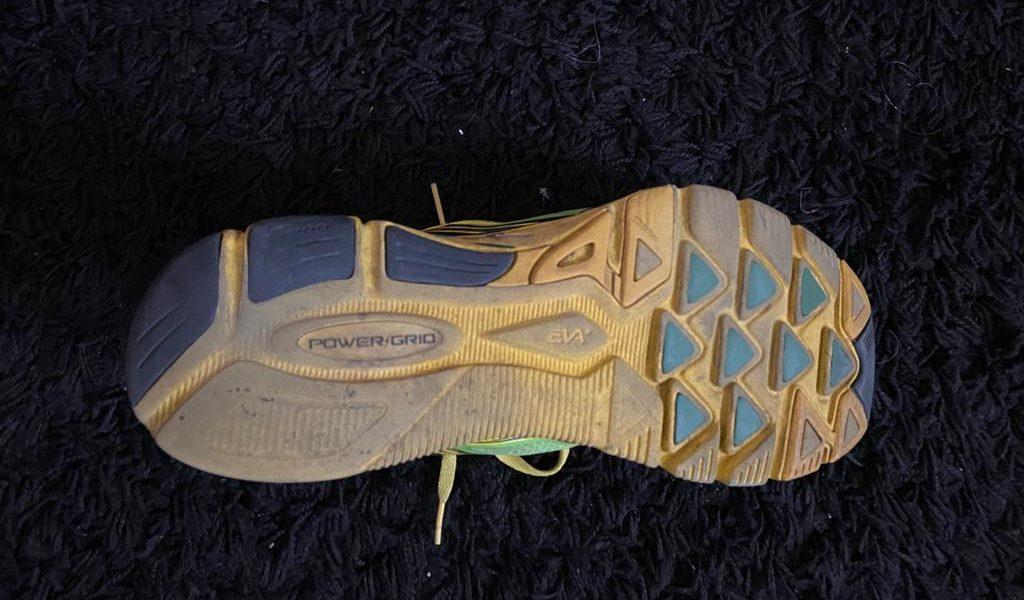 Quando cambiare le scarpe da running?