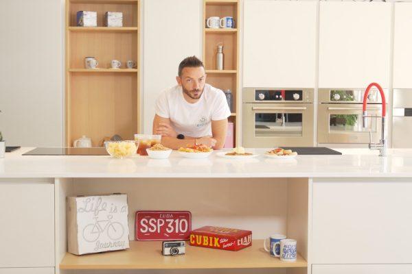 Sport Kitchen, Iader Fabbri e la colazione dei campioni