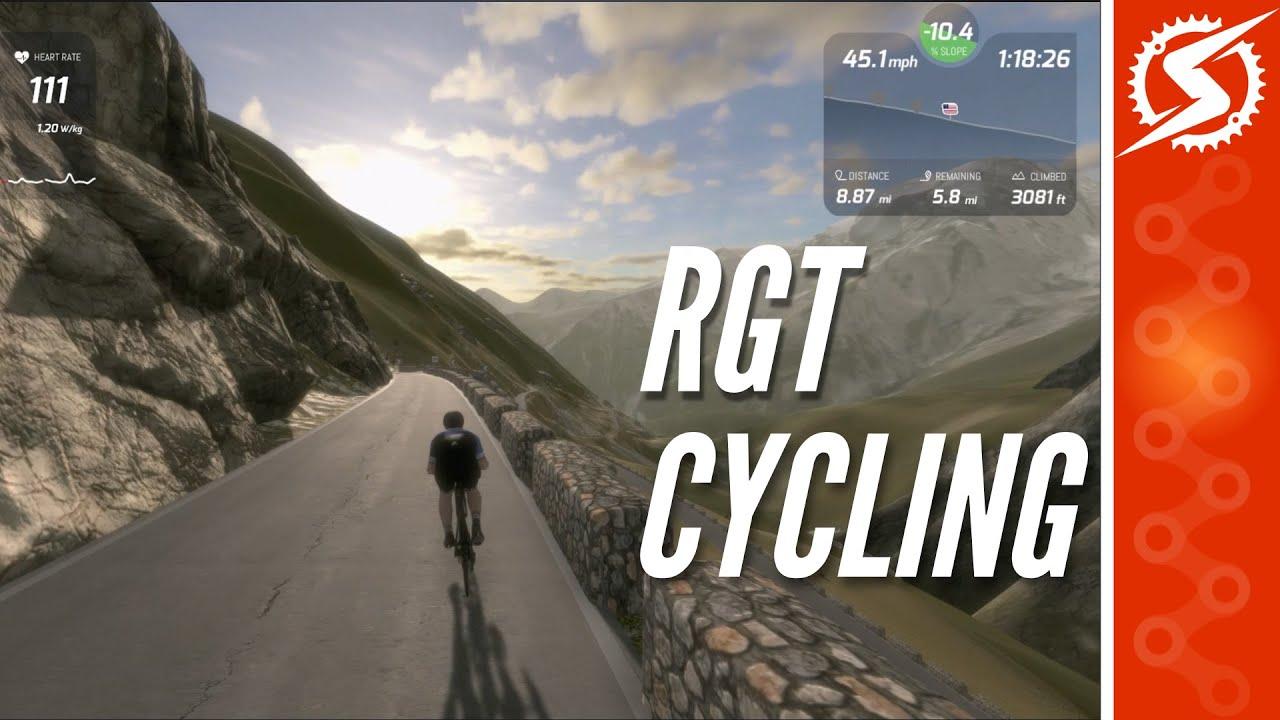 Applicazioni per rulli da bici - rgt cycling