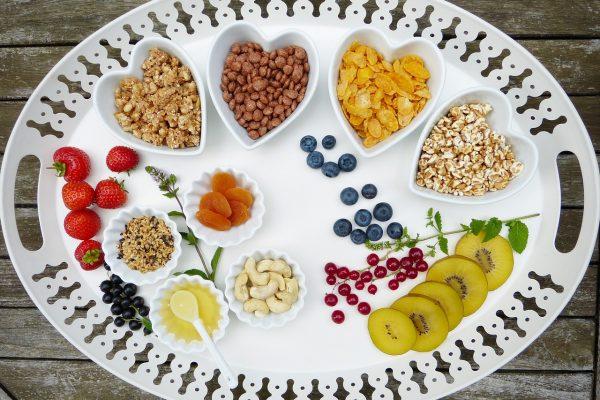 La suddivisione della calorie giornaliere per mantenere il peso
