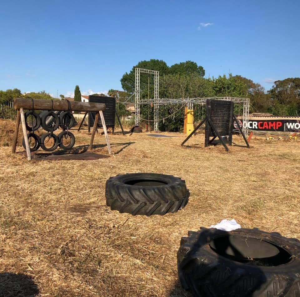 camp OCR OBSTACLE COURSE RACE