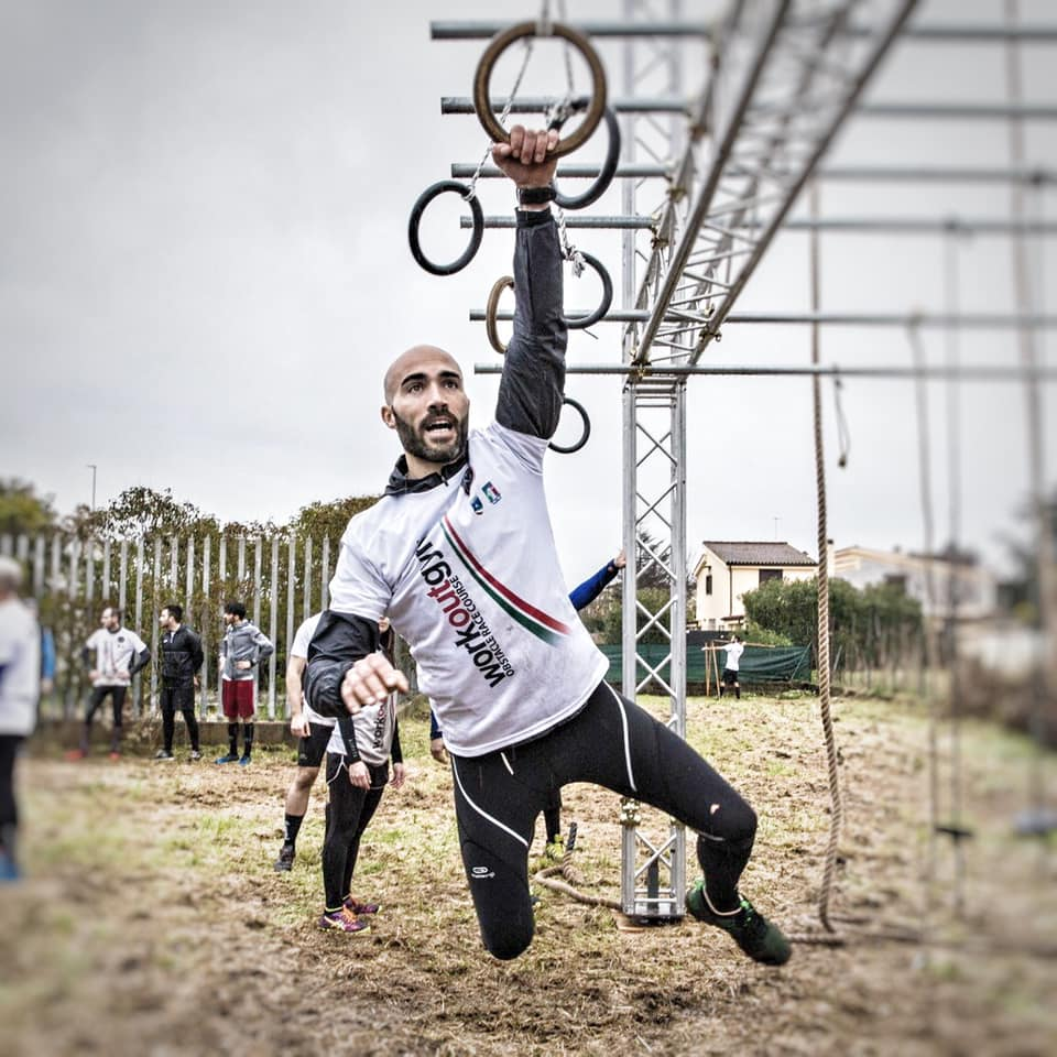 anelli OCR OBSTACLE COURSE RACE