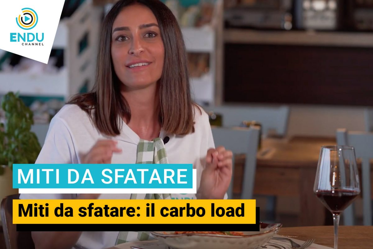 Miti da sfatare: il carbo load