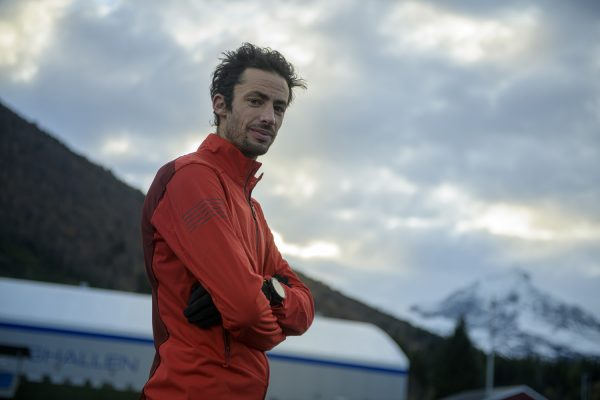 PhantaSm 24, Kilian corre in pista
