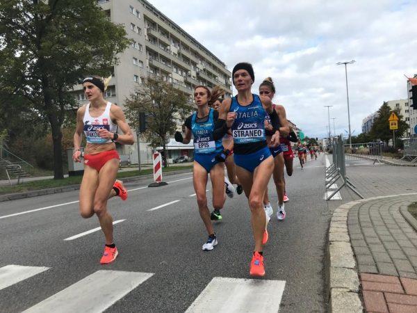 Valeria Straneo torna a Valencia alla ricerca di Tokyo 2021