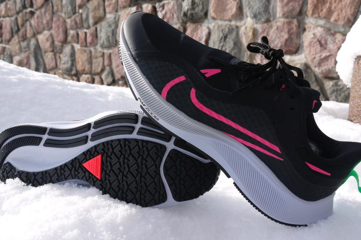 Nike Air Zoom Pegasus 37 Shield, il meteo non è una scusa