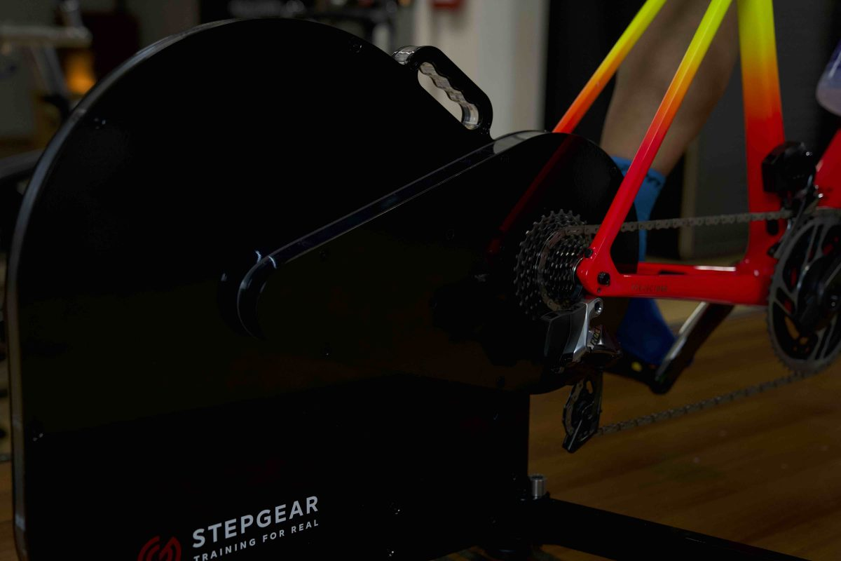 Stepgear SG-1, smart trainer made in Italy