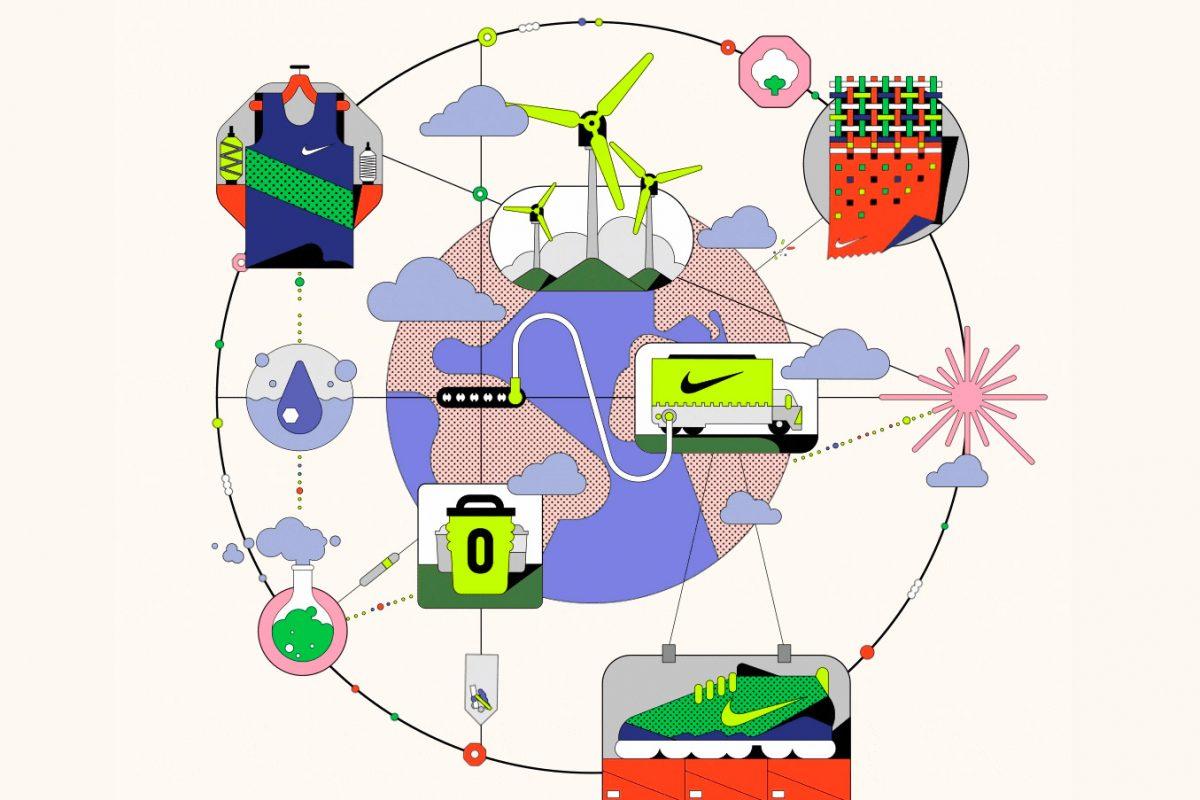 Nike Green project: Cambiamenti climatici e Sport