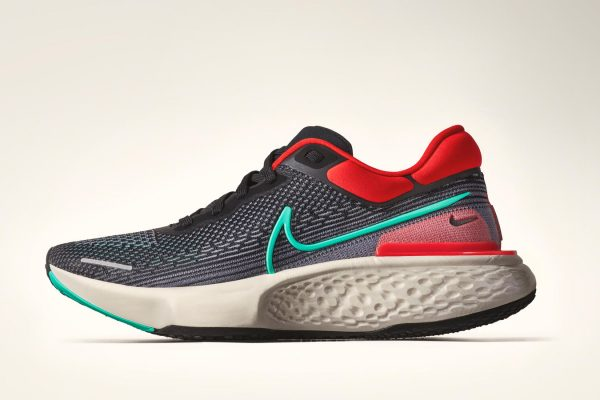Nike React Infinity Run 2 e the Nike ZoomX Invincible Run.