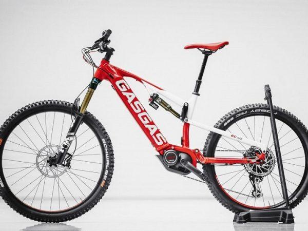 GASGAS e-bikes, novità motorizzate Yamaha