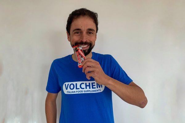 Omar Di Felice sigla un accordo con Volchem