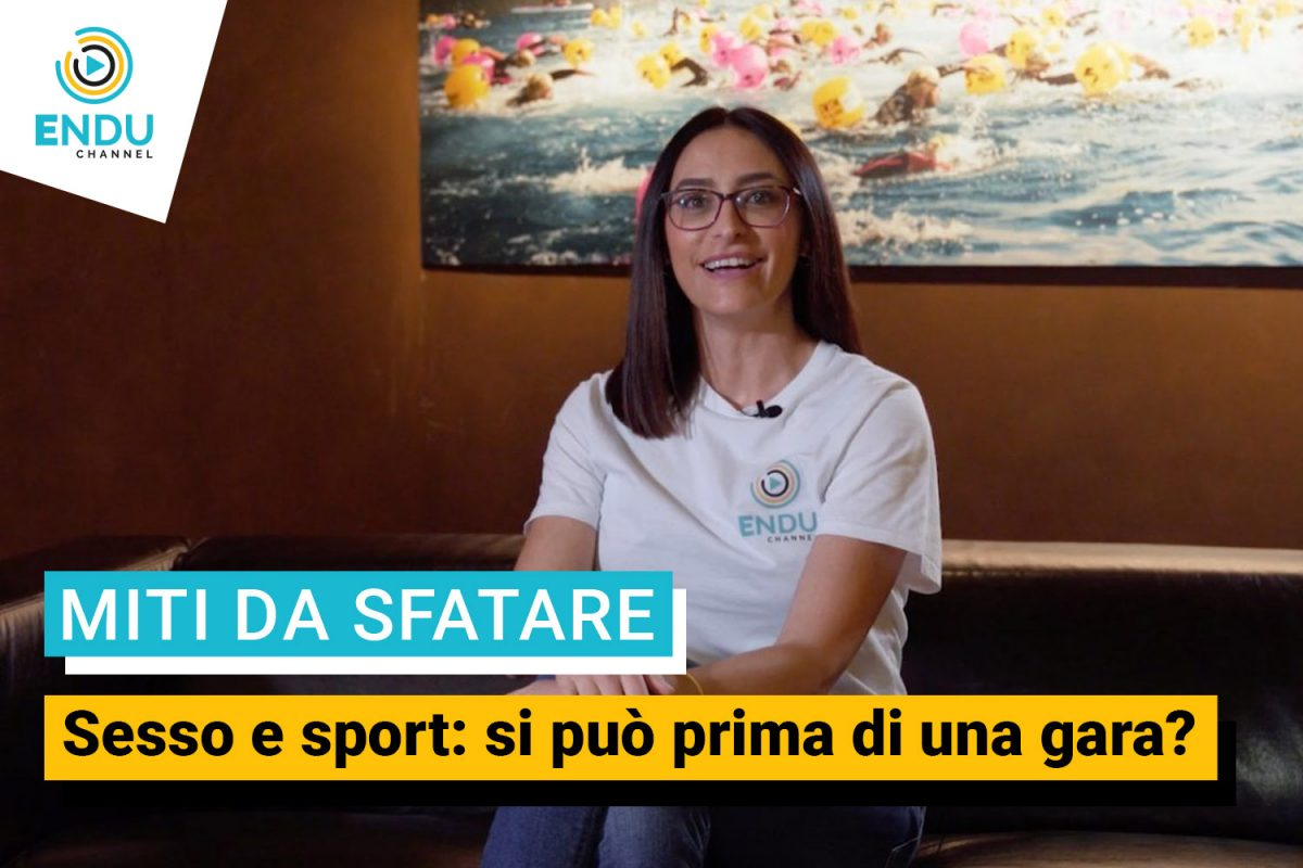 Sesso e sport: è dannoso prima di una gara?