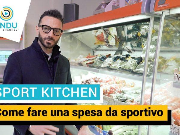 Sport Kitchen, come fare la spesa da sportivo