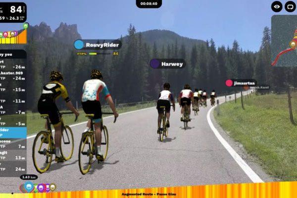 Pedalitaly Pordoi Virtual Race, la prima de La 6 Tappe