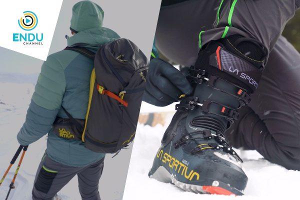 Tech&Test: Scarponi Vega e abbigliamento da sci alpinismo La Sportiva
