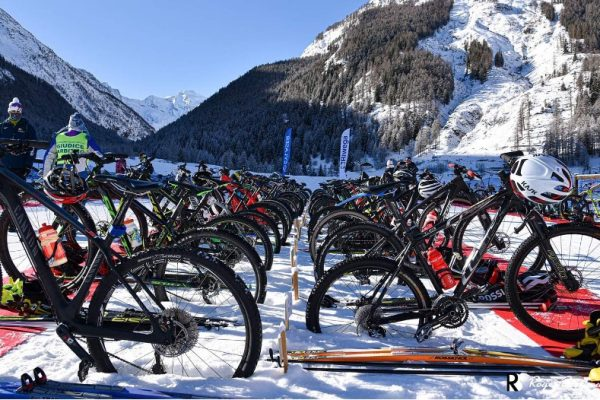 Winter Triathlon, per chi non si ferma mai