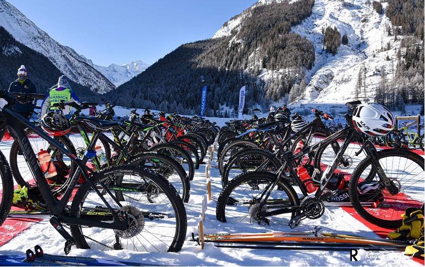 Winter Triathlon, per chi non si ferma mai
