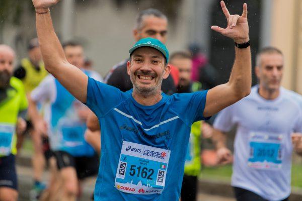 Maratona: super poteri e obiettivi