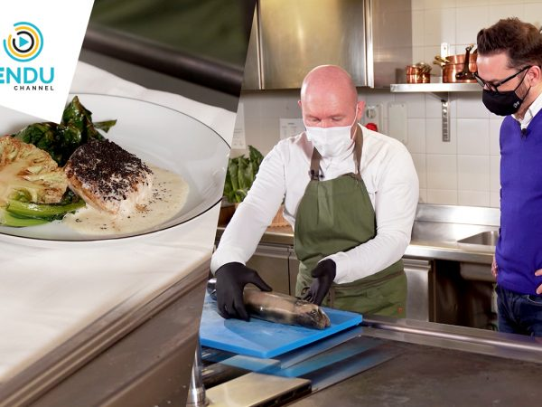 Al Ristorante Senso: Alfio Ghezzi e la sua arte in cucina