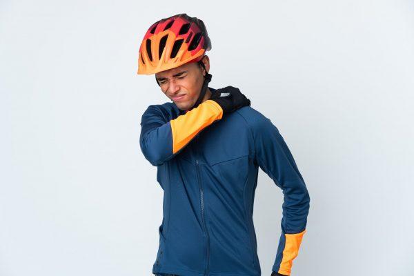 Mal di schiena e bicicletta. 5 possibili rimedi