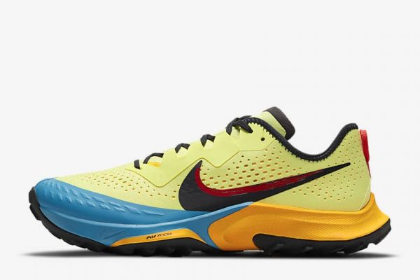 Nike Air Zoom Terra Kiger 7, domina lo sterrato!