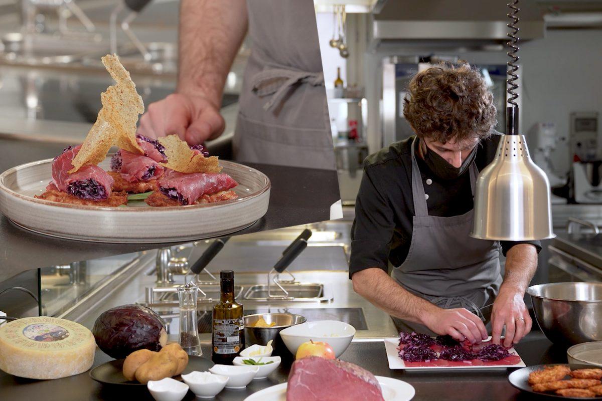 Sport Kitchen: da biker a chef in Val di Sole, la cucina di Simone Iob