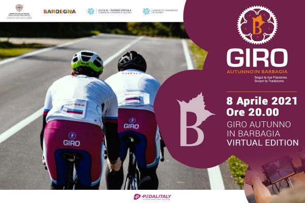 Giro Autunno in Barbagia Virtual Cycling