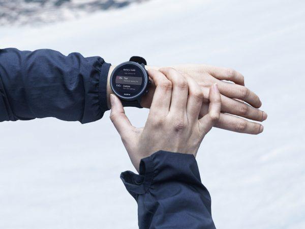 SUUNTO 9 Titanium, fino a 170 ore in GPS