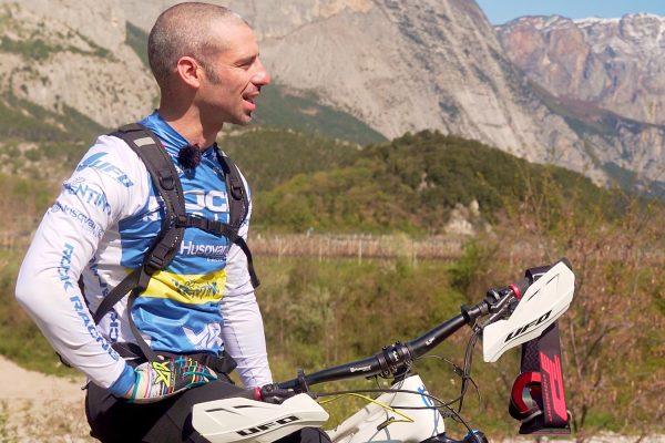 Discovering: Alla scoperta del Garda Trentino in mtb con Marco Melandri