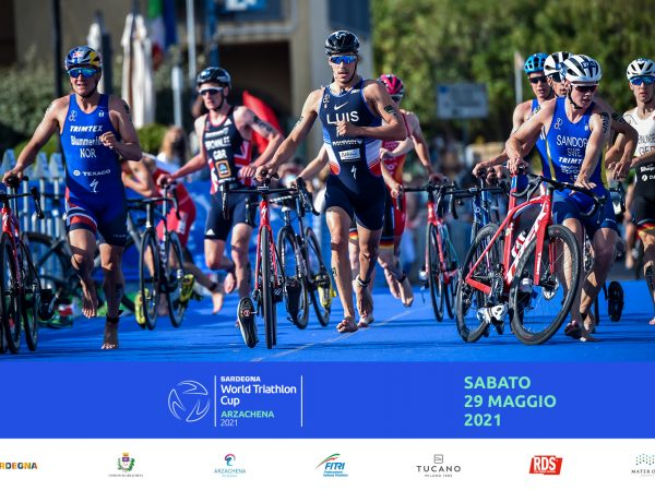 World Triathlon Cup Arzachena, ecco le starting list